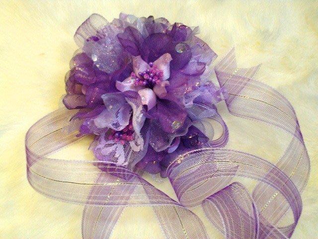 B. & W.  World***美好美妙的花飾***R13088***小花創意飾品