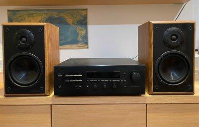 Nakamichi AV1-s擴大機+ Denon USC-F07喇叭一對(合賣)