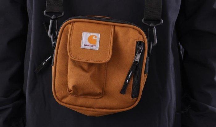 ☆AirRoom☆【現貨】Carhartt WIP Essentials Bag Camo 肩包 兩色 I006285