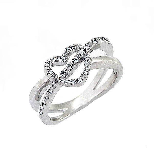 【JHT 金宏總珠寶/GIA鑽石專賣】0.21ct天然造型鑽石戒指/材質:18K(JB42-A10)