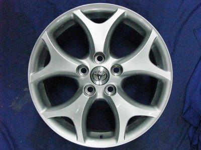 【益和輪胎】5孔114.3 17*7J TOYOTA Previa原廠17吋鋁圈,僅有一只