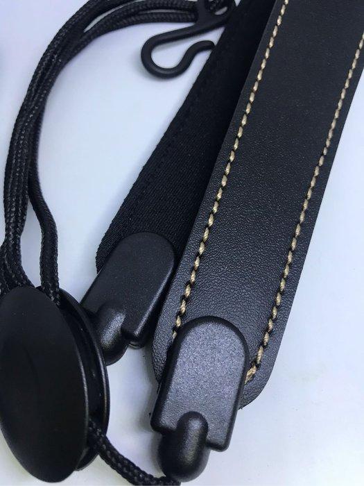 筌曜樂器(I2056) 全新 STRAPS 豎笛吊帶 黑管 單簧管 吊帶 (皮製厚墊片.久背舒適) 超低價