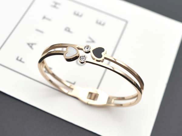 【寶寶王國】簡約 316L不銹鋼手環  (商品編號  442-311-2)