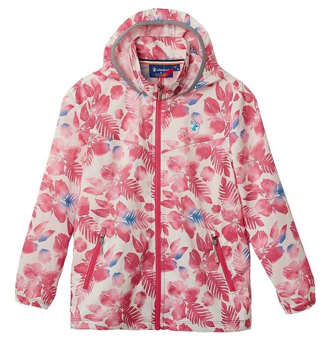 WILDLAND 荒野 男女 兒童 抗UV輕薄防曬外套 薄外套 抗UV外套 兒童外套 童裝外套 0A61960-28