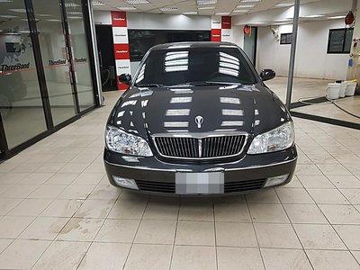 艾仕得Cromax 668S MS等級中固金油 全車烤漆 NISSAN CEFIRO A34 顏色:絲絨黑 色號:753
