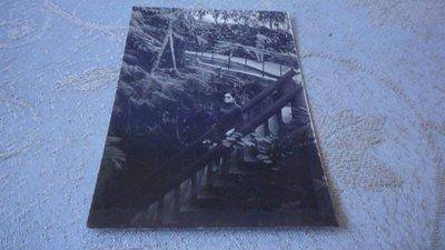 藍色小館10-4--------約50年代.出遊照