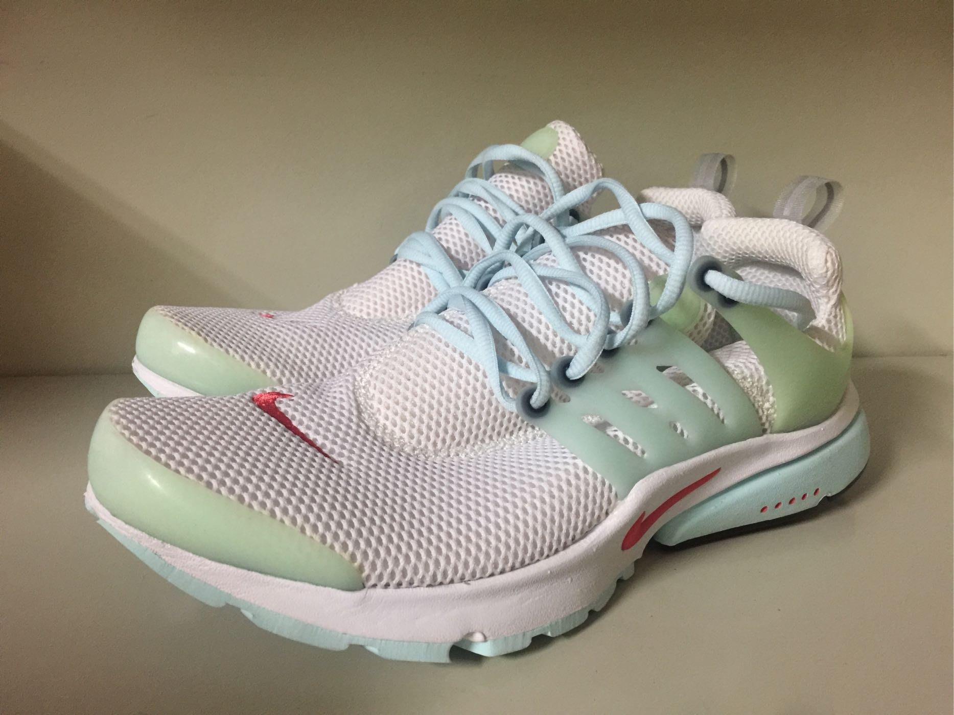 NIKE AIR PRESTO QS  帝芬尼綠 襪套 限定 魚骨 休閒運動鞋 789870