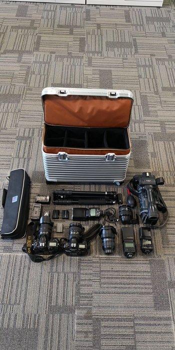 RIMOWA Pilot停產的機長箱 21吋 目前世上少有 相機箱 公事箱 拿工具免放平取物