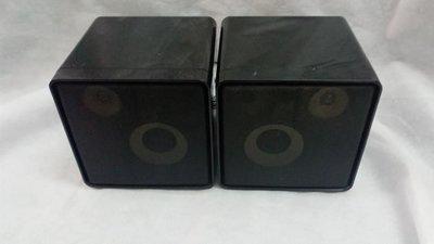 三星二路喇叭 SAMSUNG SPEAKER SYSTEM MODEL NO. PS-DX7