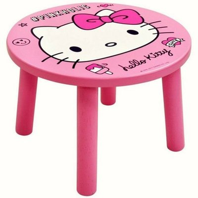 Hello Kitty 矮凳椅KT-630013