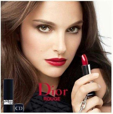 Dior 迪奧  藍星經典 唇膏 3·5g 色號 999 全新盒裝 含精美包裝