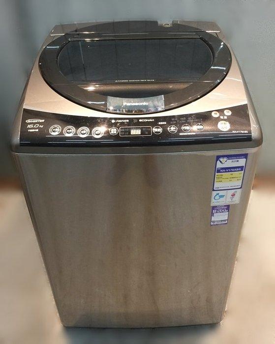 宏品二手家具館 中古家具 家電 AM102405*國際牌16KG洗衣機*中古電器拍賣 冷氣 冰箱 洗衣機 脫水機 各式家