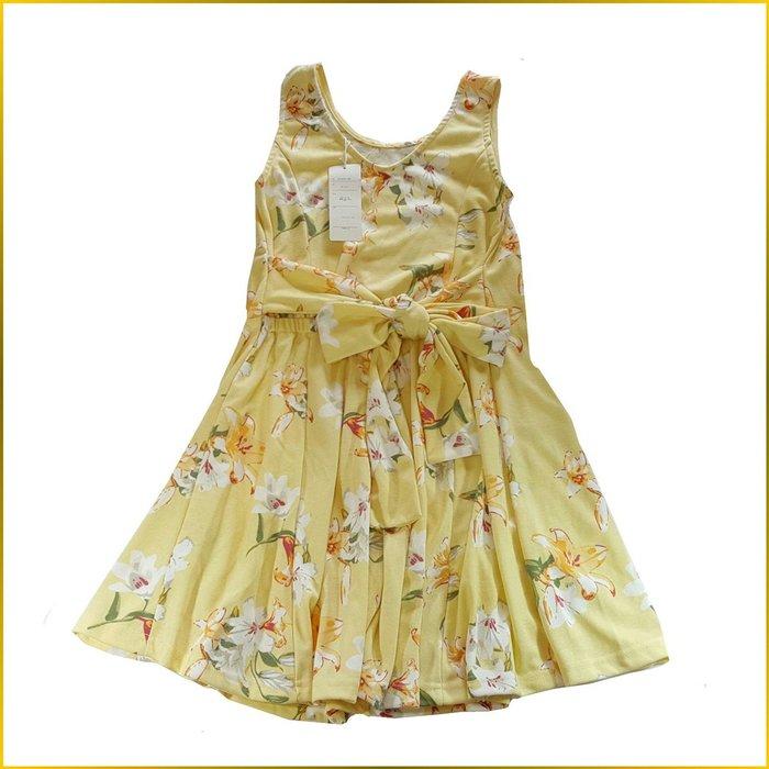日本品牌✈️Sureve 新品 花洋裝 修身收腰綁帶洋裝 大圓裙 日本女裝 *M号* A311S