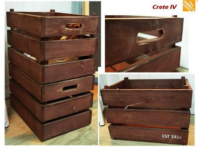 可訂做!ZAKKA鄉村風木箱木櫃(工業風汽水箱文件盒檔案櫃收納箱床頭櫃矮櫃IKEA工業風LOFT雜貨箱蔬果箱茶几邊桌
