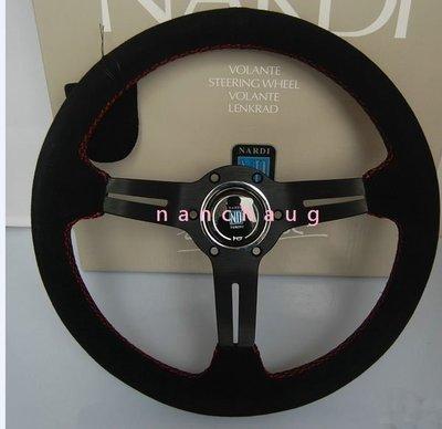 NARDI ND 式樣反皮小凹 方向盤331 FOCUS SWIFT K6 K8 LANCER K7 K9 K11 K5