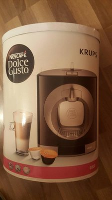 9成9新 Nescafe Dolce Gusto Krups 咖啡機