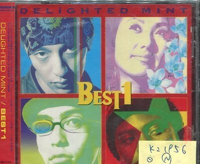 *真音樂* DELIGHTED MINT / BEST 1 全新 K21956