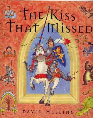 *小貝比的家*THE KISS THAT MISSED/平裝/3~6歲/床邊故事 Bedtime