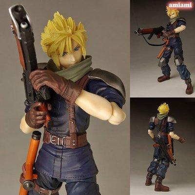 全新 Play Arts改 太空戰士 Crisis Core Final Fantasy 克勞德 Cloud