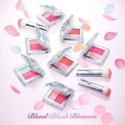 JILL STUART 花舞特調顏彩盤 BLEND BLUSH BLOSSOM 吉麗絲朵 附刷具 2019 新品❤預購❤