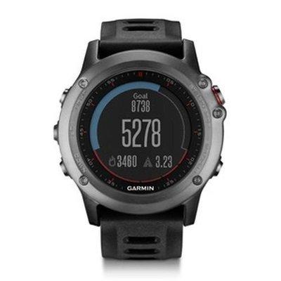 【WowLook】原廠福利機 灰黑 Garmin Fenix 3 全能戶外運動 GPS 腕錶 智慧手錶