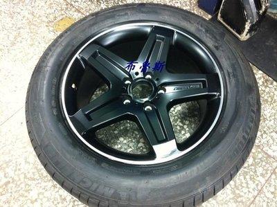 布魯斯AMG原廠限量霧黑19吋Benz W463 G63 G55 G500用新品HRE BBS ADV1 TWS VOSSEN WORK OZ RAYS Classon Brabus 新北市