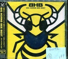 *愛樂二館* BIG HORNS BEE BEST 全新 D1172 日版