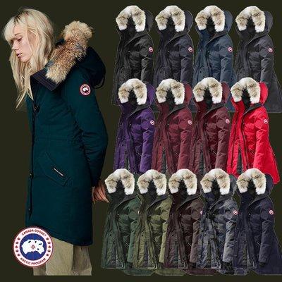 CANADA GOOSE Rossclair 派克大衣加拿大專業代購不是MONCLER登山雪地必備抗寒時尚單品