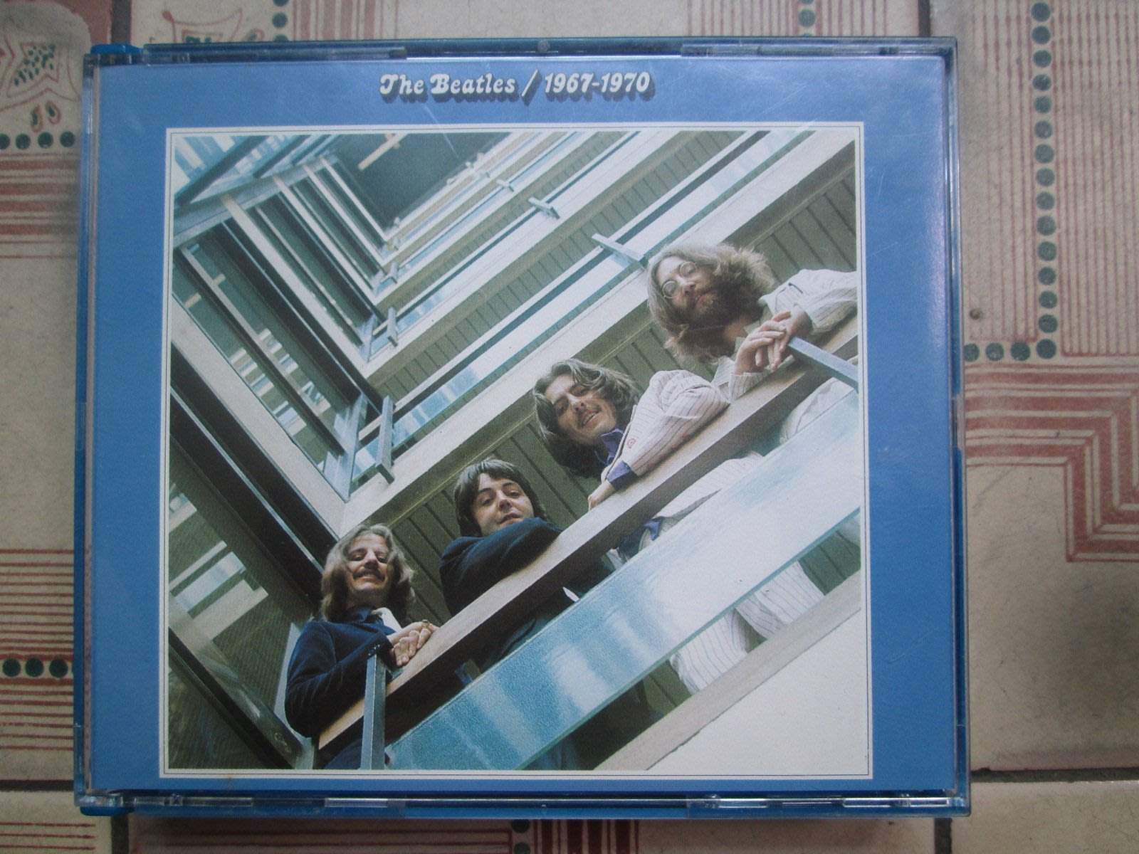 進口CD(2CD.缺第1張)~The Beatles--1967-70 Hits專輯.收錄Let It Be等