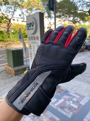 【柏霖動機 台中門市】KOMINE冬季保暖手套 長板 GK-836
