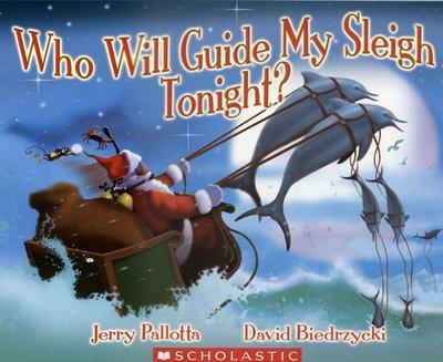 *小貝比的家*WHO WILL GUIDE MY SLEIGH TONIGHT?/平裝/3~6歲/聖誕節