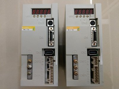 Mitsubishi   MR-E-70A   servo drives