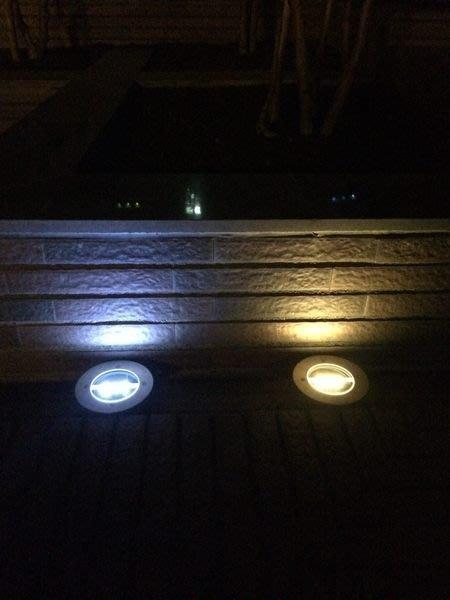 ☀傑太光能☀太陽能地燈  埋地燈 太陽能燈  庭院燈  草坪燈  地埋燈 花園燈(白/黃) D-03面向陽光