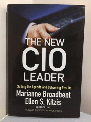 F2-7《好書321KB》The New CIO Leader/Broadbent+Kitzis/經營管理行銷