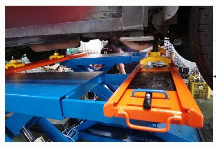 【鎮達】郅盛平板頂車機配件 - 平板貨車架