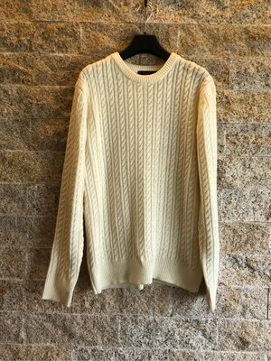 RAGEBLUE毛衣 二手商品~M號