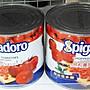 【斯必佳】~多樂切碎蕃茄2.52Kg/桶$135~