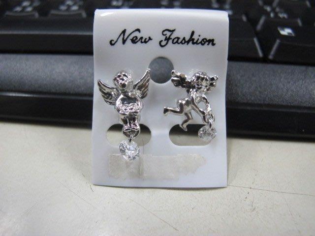 二手舖 NO.4469 時尚造型耳環 耳針 耳鉤 便宜賣 首飾飾品
