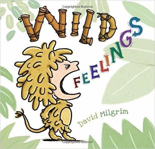 *小貝比的家*WILD FEELINGS/平裝書/4-5歲中班/情緒管理 Feeling