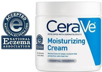 CeraVe 絲若膚保濕乳霜  Cerave Moisturizing Cream(大圓罐)【CE0004】