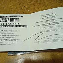 西洋CD《Lionel Richie - The Composer: Great Love Songs》美版、無IFPI