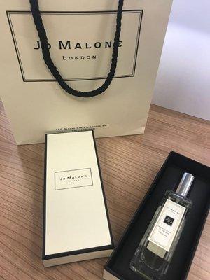 Jo Malone 香水 perfume honeysuckle & davana cologne 30ml