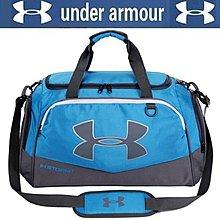 UA  旅行包手提包大容量運動行李袋休閑健身包 免運費
