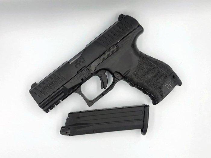 JHS((金和勝 槍店))免運費 VFC Walther PPQ NPA版 瓦斯手槍 4541