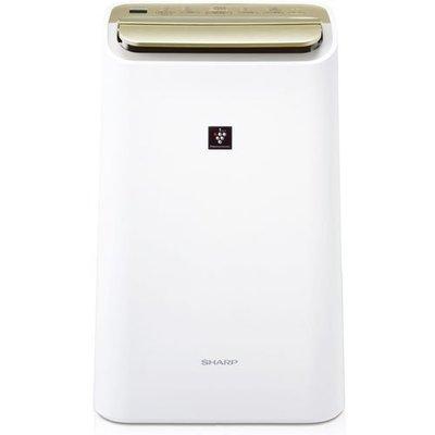 【SHARP夏普】12L自動除菌離子清淨除濕機 DW-H12FT-W (公司貨/新品/現貨)歡迎私訊詢問