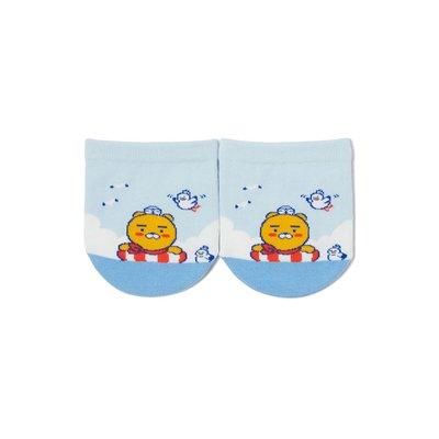 【韓國代購】可愛的萊恩海洋半襪 (x)