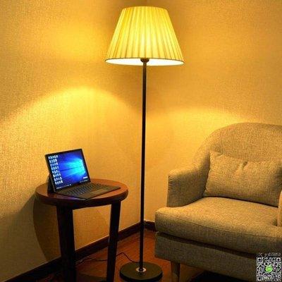 落地燈 落地燈客廳臥室床頭過道現代創意溫馨裝飾LED遙控喂奶落地臺燈T