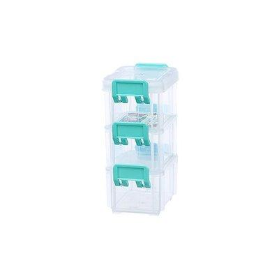 315百貨~聯府 CC-203 2號高點連結盒(3入)     / 小物盒 收納整理盒 五金 飾品 釣具盒