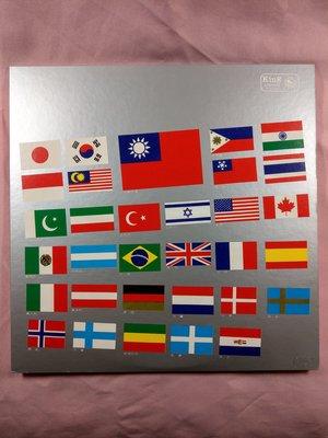 交響樂團演奏/早期黑膠LP/Anthology of National Anthem 世界國歌(32國)上揚 片況NM-