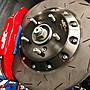 JK Racing 前四活塞卡鉗組 Luxgen U6 原廠17吋鋁圈 直上 不需墊片